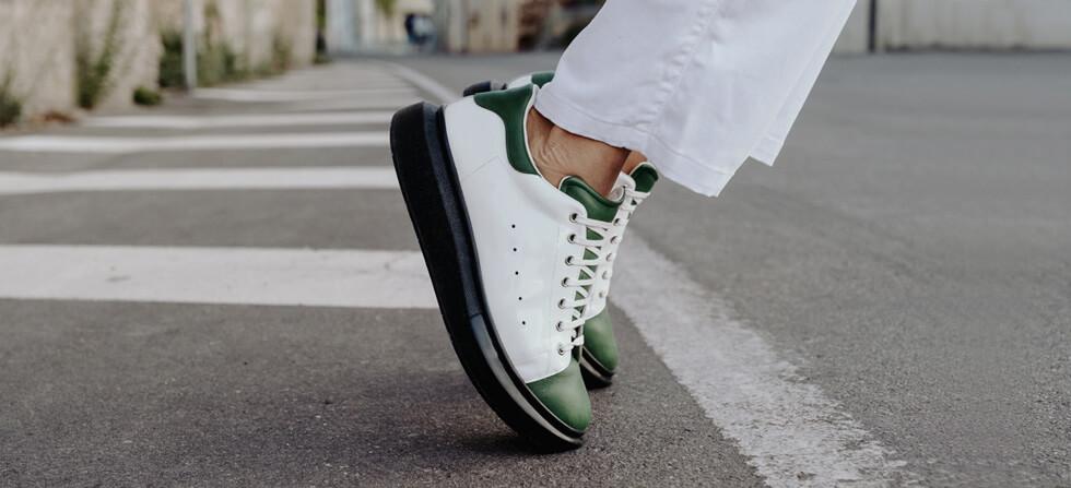 Coimbra Herbst Winter Kollektion Erhöhte Schuhe Herren Sneakers Guidomaggi