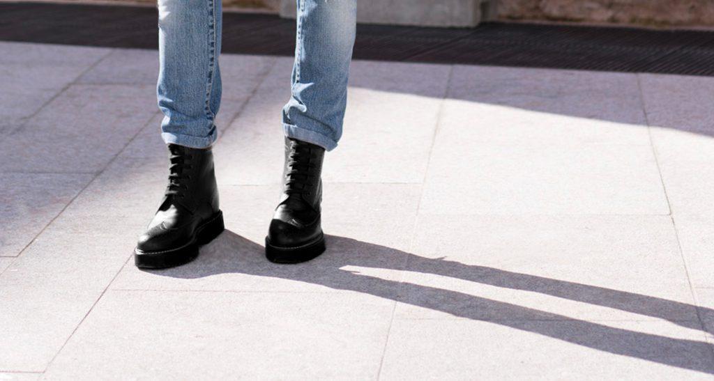 men's combact boots - Guidomaggi Switzerland