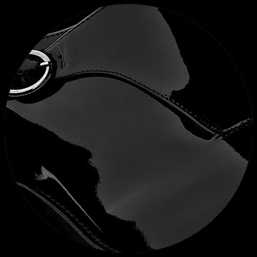 detail patent monk shoes - Guidomaggi Switzerland