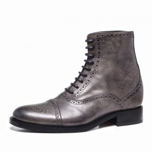 grey burnished boots 3