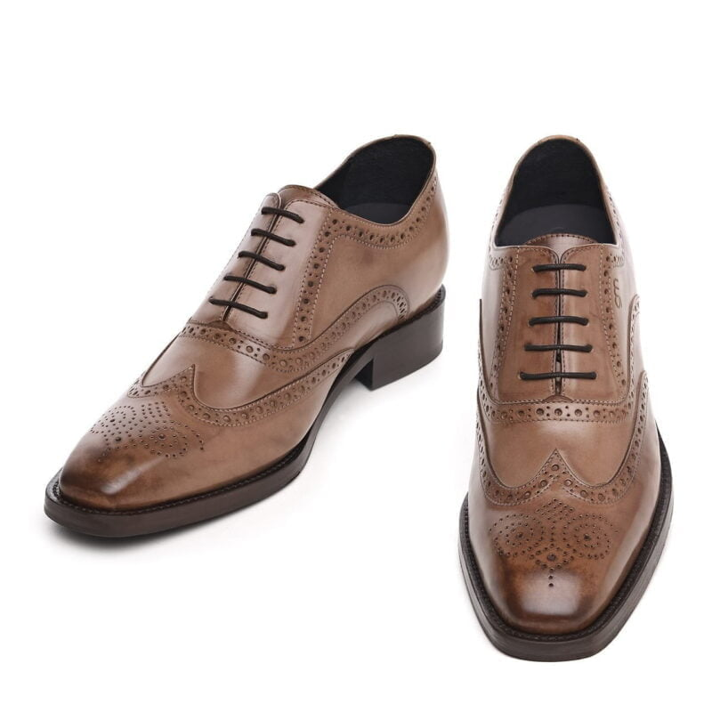 Chaussures classique rehaussantes Oxford 2