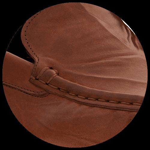 detsail brown mocassino - Guidomaggi Switzerland