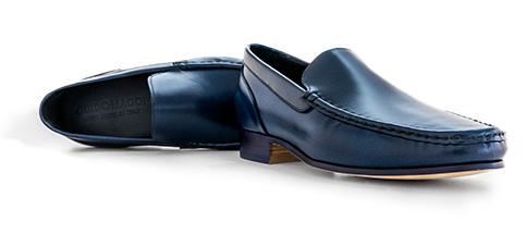 Guidomaggi Cordovan Leder Luxus Schuhe