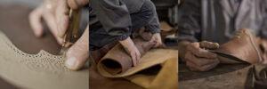 handwerker schuhmaker italienischer guidomaggi